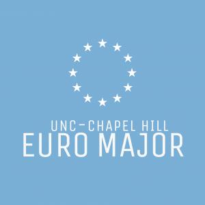 EURO Major Logo 2016 Carolina Blue