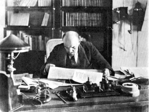 Lenin-office-1918
