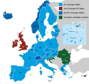 The Schengen Area