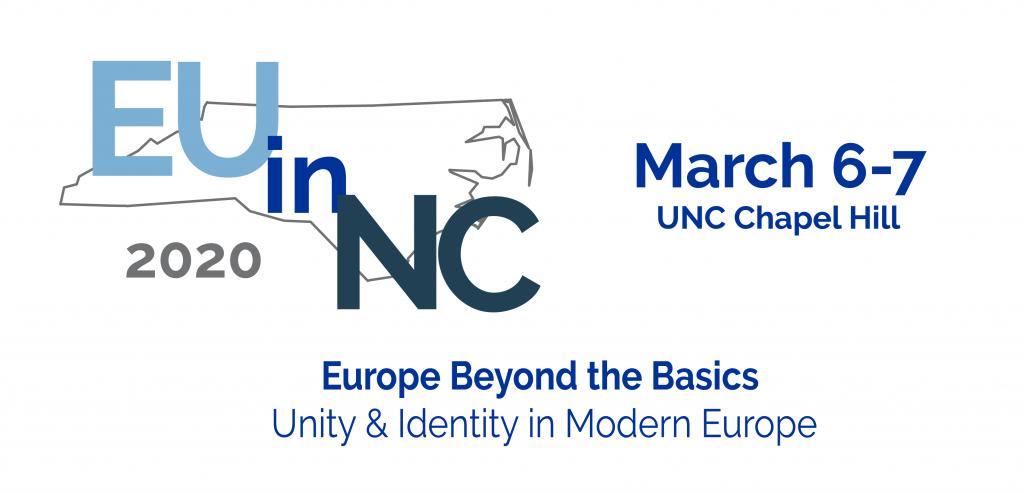 EU in NC 2020 Poster.
