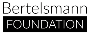 Bertelsmann Foundation logo.