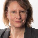 Headshot of Catherine Woollard.