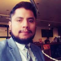 Headshot of Mario Martinez.