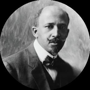 Portrait of WEB Du Bois.