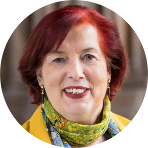 Headshot of Christiane Lemke.