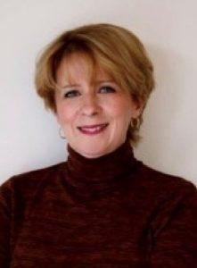 Headshot of Ambassador Deborah McCarthy.