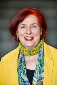 Headshot of Professor Christiane Lemke.