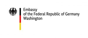 Logo of the Embassy of the Federal Republic of Germany
